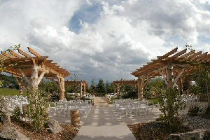 Buck's T-4 Wedding Garden